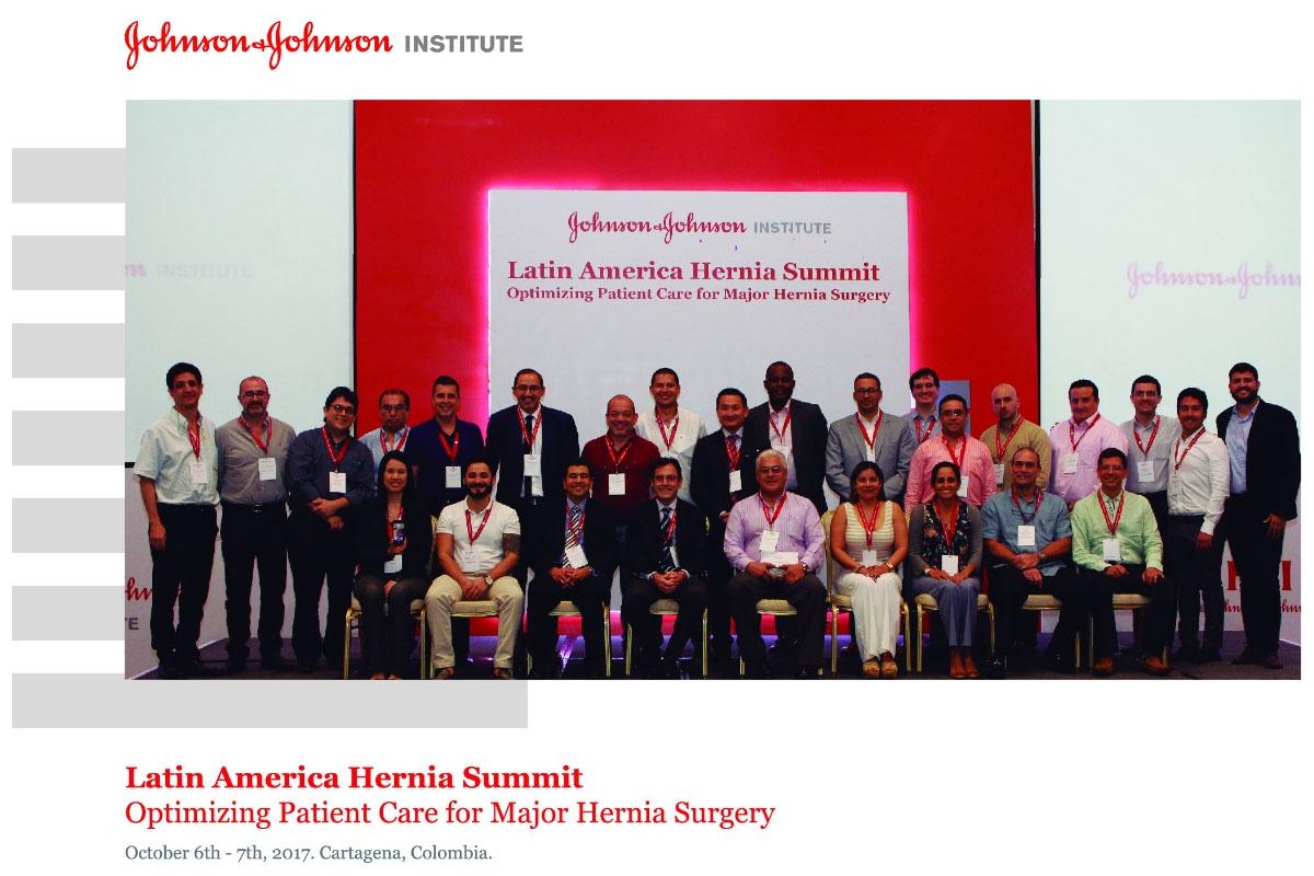 Congreso Latinoamericano de Hernia